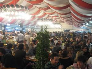 St. Rupert's Day Tent